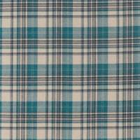 Bryndle Check Fabric - Chasm