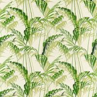 Palm House Fabric - Botanical Green