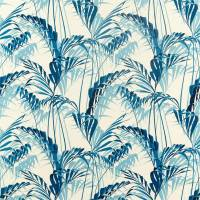 Palm House Fabric - Eucalyptus