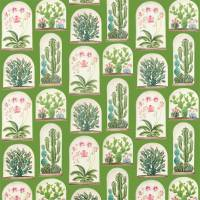 Terrariums Fabric - Green