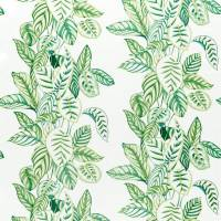 Calathea Fabric - Botanical Green