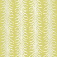 Tree Fern Weave Fabric - Lime