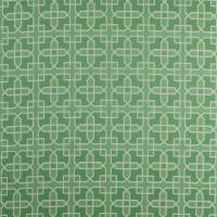 Hampton Weave Fabric - Botanical Green
