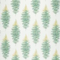 Fernery Weave Fabric - Botanical Green