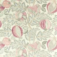 Cantaloupe Fabric - Blush / Dove