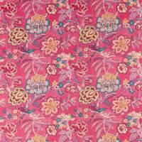 Indra Flower Fabric - Hibiscus