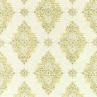Siam Diamond Fabric - Sumac / Grey