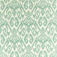 Kasuri Weave Fabric - Sea Glass
