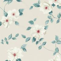 Poet's Rose Fabric - Blush
