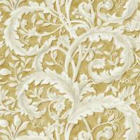 Tilia Lime Fabric - Gold