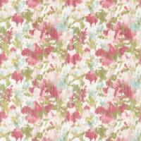 Poet's Garden Fabric - Raspberry