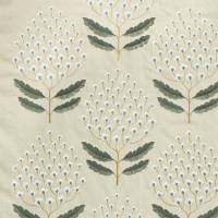 Bellis Fabric - Silver Fern