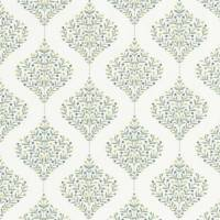 Orchard Tree Fabric - Gardenia Green