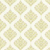 Orchard Tree Fabric - Lime