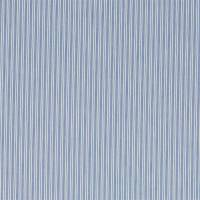 Melford Stripe Fabric - Chambray