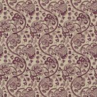 Wycombe Fabric - Fig/Linen