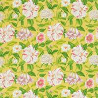 Floreanna Fabric - Yellow