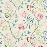 Clementine Fabric - Dusky Pink