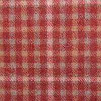 Langtry Fabrics - Cherry/Biscuit