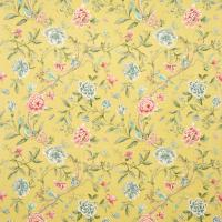 Porcelain Garden Fabric - Rose/Linden