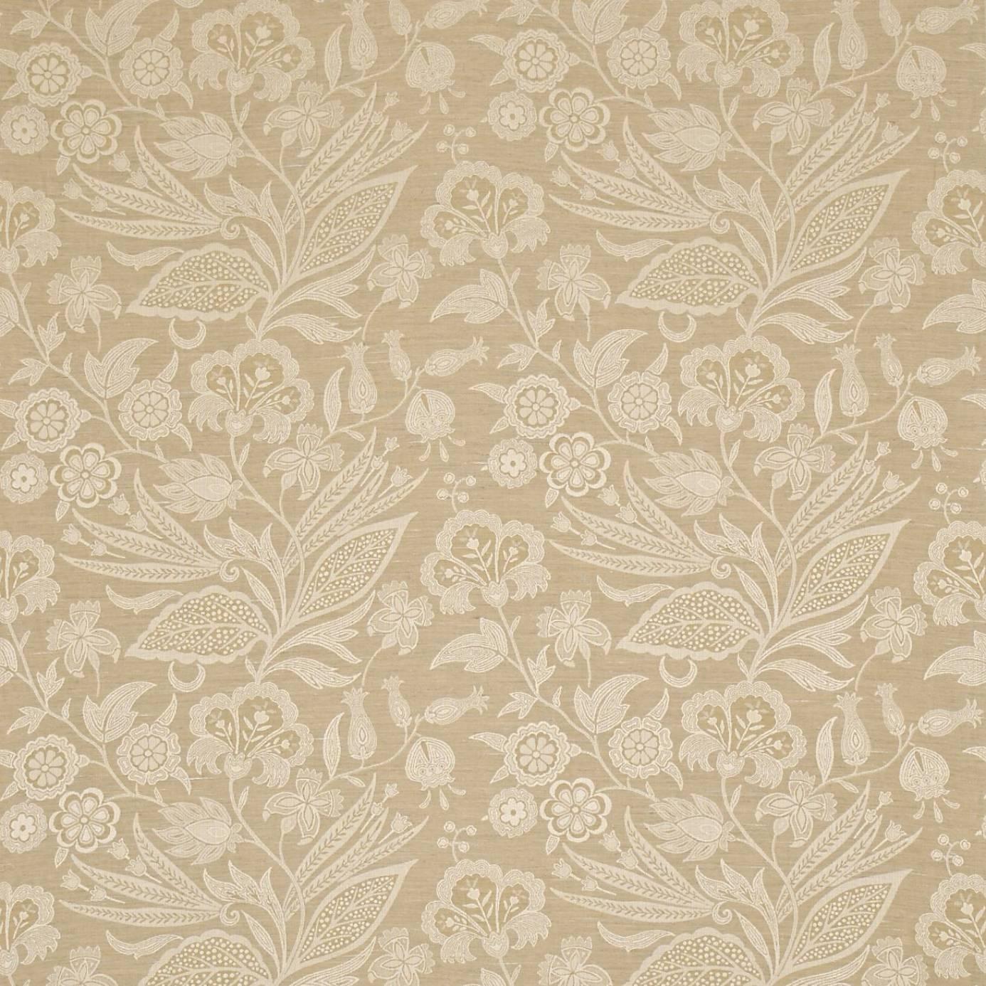 Odile Fabric - Cream/Sand (DCOROD302) - Sanderson Coralie Fabrics ...