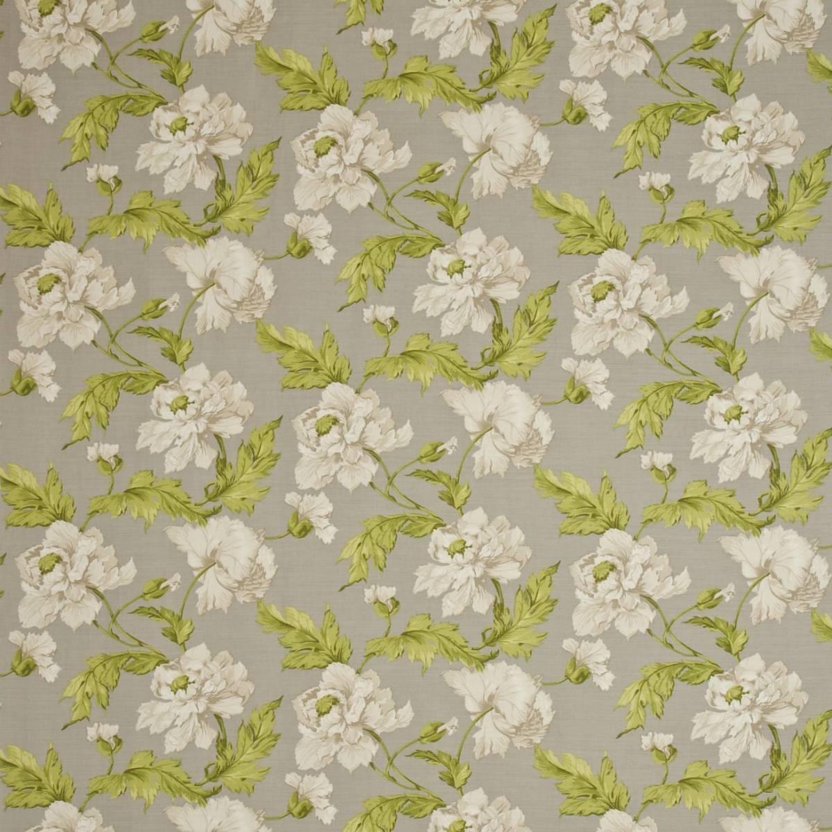 Charlbury Fabric Silver Leaf Dcouch202 Sanderson