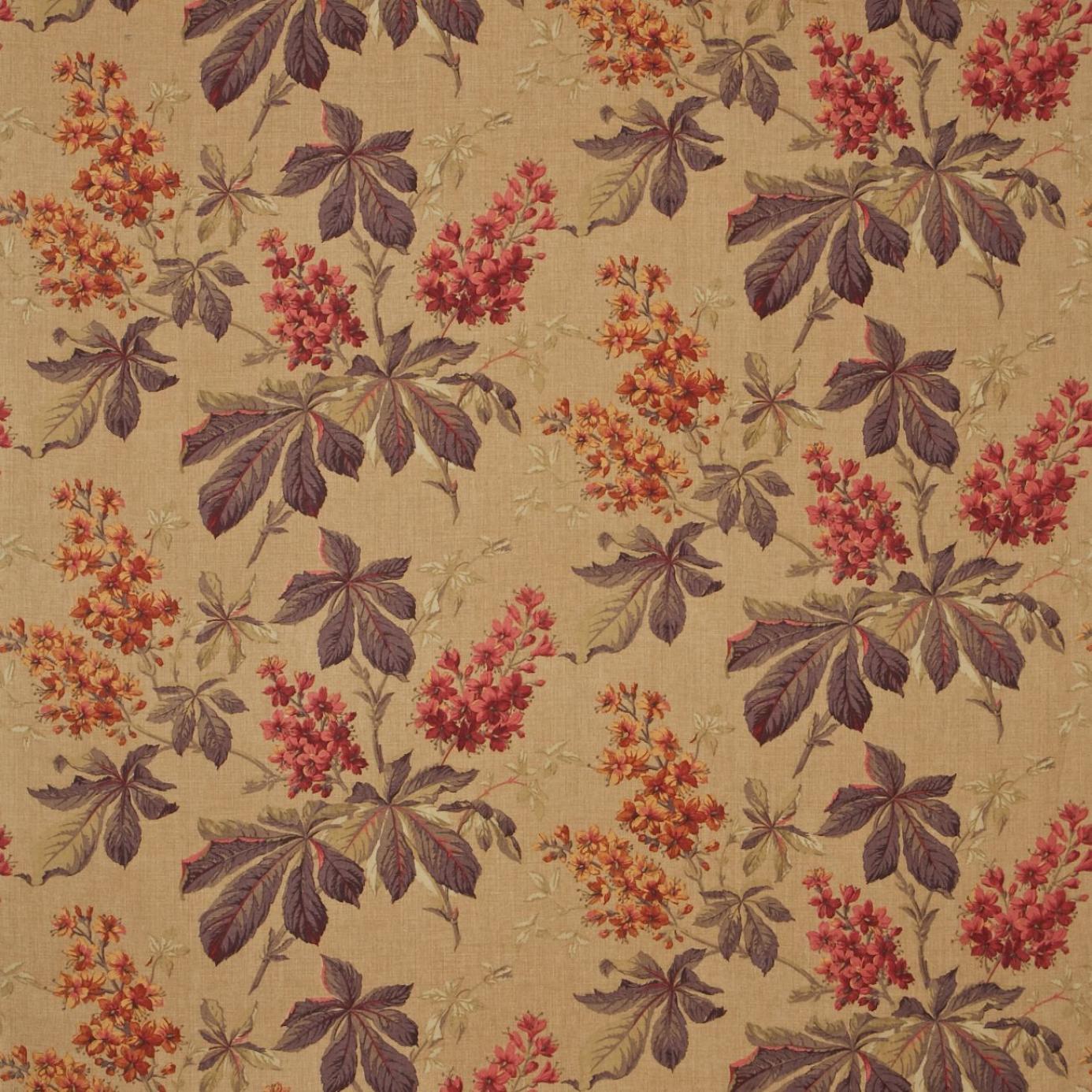 Pavia Fabric Amber Plum Dcoupa202 224430 Sanderson