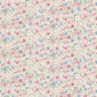 Posy Floral Fabric - Chintz