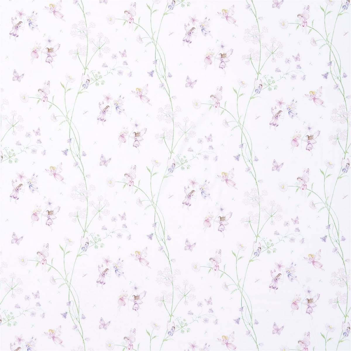 Curtains in fairyland voile fabric ivory 223923 for Voile fabric