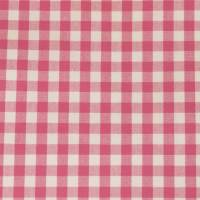 Whitby Fabric - Cerise/Ivory