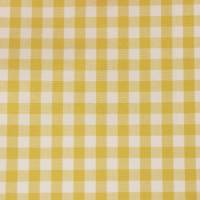 Whitby Fabric - Yellow/Ivory