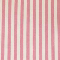 Seaton Fabric - Cerise/Ivory