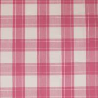 Appledore Fabric - Cerise/Ivory
