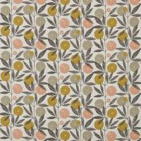 Blomma Fabric - Toffee/Blush/Putty