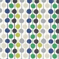 Taimi Fabric - Apple/Ivy/Slate