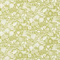 Ester Fabric - Apple/Chalk