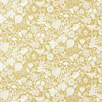 Ester Fabric - Honey/Chalk