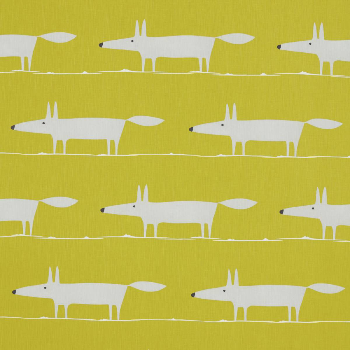 Mr Fox Fabric Kiwi 120499 Scion Lohko Fabrics Collection