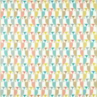 Barnie Owl Fabric - Pink Grapefruit/Sunshine/Julep