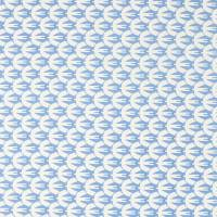 Pajaro Fabric - Electric Blue