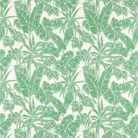 Parlour Palm Fabric - Gecko