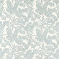 Parlour Palm Fabric - Frost