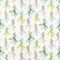 Tillandsia Fabric - Kiwi / Juniper
