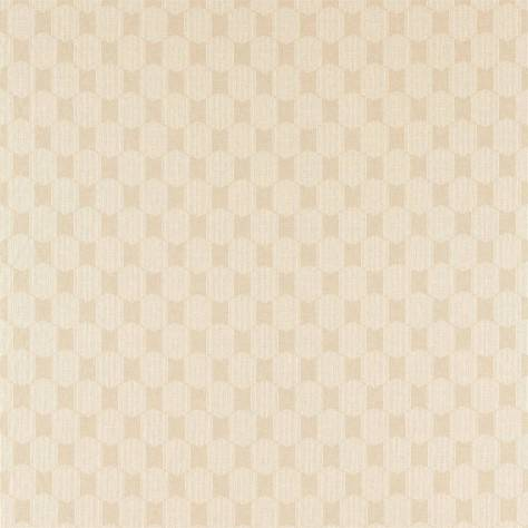 Scion Zanzibar Fabrics Himmeli Fabric - Putty - 132864