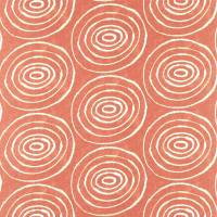 Sohni Fabric - Paprika/Clay