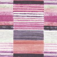 Medini Fabric - Peony/Plum/Putty