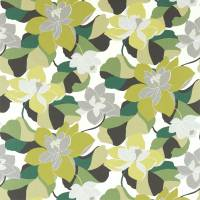 Diva Fabric - Moss/Willow/Leaf