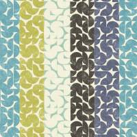 Chic Fabric - Marine/Cement/Moss