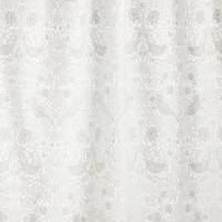 Pure Strawberry Thief Embroidery Fabric - Paper White