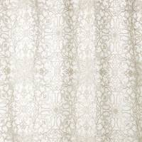 Pure Net Ceiling Embroidery Fabric - Paper White